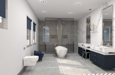 bathroom, glam bathroom, florida designs, marble, modern, luxury style